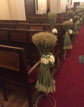 Les blés en gerbe